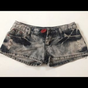 Pants - 2 items for $20 (bundle) Shorts Denim Distress